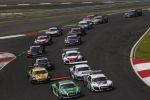 Audi R8 LMS Cup 경기장면