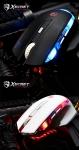 로이체는 고성능 게이밍 마우스 XECRET XG-8400M THOR 100개한정 특가판매 이벤트를 실시한다.