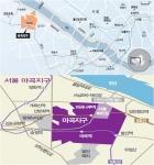 서울 마곡·등촌·가양동 일대에 조성 중인 '서울 마지막 대규모 개발지' 마곡지구 내 오피스텔 시장이 달아오르고 있다