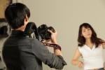 최근 일반인 화보사진 촬영 문의가 늘고 있다.