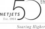 넷제츠(NetJets Inc.) 창립 50주년 기념 로고