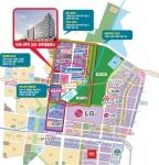 서울 마곡·등촌·가양동 일대에 조성 중인 서울 마지막 대규모 개발지 마곡지구 내 오피스텔 시장