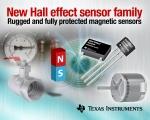 TI는 최신 홀 효과 (Hall effect) 자기 센서 제품군을 출시하여 모터 솔루션 및 센싱(sensing) 제품 포트폴리오를 강화한다.