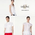 CH 캐롤리나 헤레라가 Women 화이트셔츠 컬렉션을 선보인다.