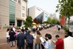 대우건설은 송내역 파인 푸르지오 견본주택에 지난 주말 3일 동안 15,000여명의 내방객이 방문했다고 밝혔다.