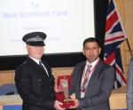 아부다비경찰청 보안 지원부, 영국서 SCO19와 협력증진 방안 논의