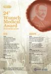 대한의학회와 한국베링거인겔하임이 공동 주최하는 제24회 분쉬의학상이 7월 15일까지 수상 후보자를 접수한다.
