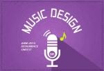 디자인레이스가 음악(MUSIC) 디자인 공모전을 개최한다.