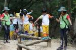 포항시 유아숲체험원이 개원했다.
