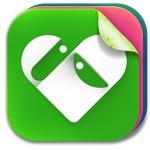미니랩의 비밀고백 앱 아이콘