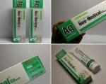 99% 은(銀)성분 네오메디칼 실버치약은 약국용 치약, 수출용 치약으로 알려져 있다.