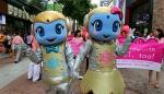 한국 라엘리안 무브먼트가 6월 7일(토요일) 오후 2시부터 서울 신촌 연세로(차 없는 거리)에서 열리는 2014 퀴어문화축제 퍼레이드에 참가한다.