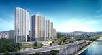 SK건설이 6월 13일 수영강과 센텀시티 생활권에 센텀리버 SK VIEW를 공급한다.