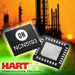 온세미컨덕터가 HART의 산업용 통신을 겨냥한 모뎀 제품군을 확장했다.