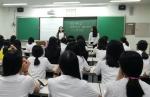 건국대 모교방문단, 출신 고등학교 후배들에게 수험생활 노하우 전달