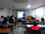 서울시중부여성발전센터가 마포구와 함께 어린이집 클린서비스 전문가 양성교육을 진행 한다.