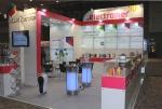 12일 킨텍스에서 열린 인사이드 3D 프린팅 컨퍼런스 & 엑스포 (Inside 3D Printing Conference & Expo 2014)'의 대림화학 전시 부스 전경