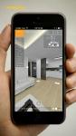 퓨전 브이알 IOS 화면이다.