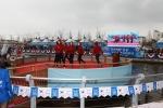 포항운하 준공식 당시 공연 모습이다.
