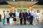 줄리아 길라드 Global Partnership for Education 의장과 국내 국제교육개발협력 관련 NGO들이 만나는 간담회가 13일 사단법인 더나은세상에서 개최됐다.