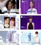 렛미인3 김백주와 렛미인4 문선영의 치료 차이 비교 사진이다.