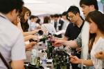 주한호주대사관이 한국호주FTA 발효 앞두고 호주 와인 시음회를 가졌다.