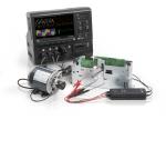 HDO8000의 다채널을 이용한 모토 측정이 가능하다.