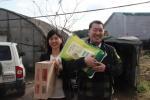 마미로봇의 장승락 대표는 매월 1회 불우한 이웃에게 쌀과 라면을 전달하며 공익을 실천하고 있다.