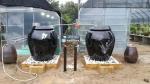 포항환경학교에 설치된 빗물저금통