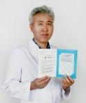 무균정연구소 송기영 대표가 몰닥 결로센서를 개발했다.