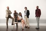 2014 롤렉스 어워드 수상자들 (2014 YOUNG LAUREATES) 왼쪽부터 프란체스코 사우로, 올리비에 셍이마나, 니티 카일라스, 호삼 조와위, 아서 장