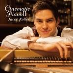 제이콥 콜러가 새 앨범 Cinematic Piano Ⅱ를 발매했다.