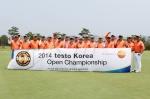 테스토코리아가 제3회 테스토 대리점 사장단 골프대회를 성공리에 마쳤다고 밝혔다.