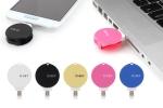 베어월즈코리아가 스마트폰 OTG USB메모리를 선보이고 있다.
