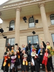 SDA삼육어학원이 2011년에 설립한 KAPA 국제학교가 6월 22일 경기영어마을 양평캠프에서 학생과 학부모, 내외 귀빈들이 참석한 가운데 1회 졸업식을 가졌다.