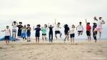 트래블러스맵이 자립심과 성취감 키워주는 청소년 도보여행 걸어서 바다까지를 진행한다.