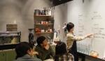 소수정예 전문 바리스타 양성 교육중인 모습