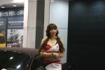 스파이썬팅 홍보 레이싱 모델 이은혜 양
