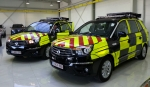 쌍용자동차가 벨기에 고속도로를 누비며 다양한 업무에 활용될 안전통제차량으로 코란도 투리스모가 선정되었다고 16일 밝혔다.