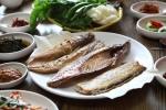 함양 상림공원에 위치한 생선구이 전문점 금농, 건강이 가득한 먹거리 밥상