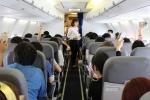 티웨이항공과 DHC가 기내 뷰티 클래스를 진행했다.