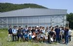 부산로봇산업협회는 21일 로봇으로 인삼을 키우는 부산기업 애그로닉스의 울산식물공장과 한국 최대 로봇기업인 현대중공업을 현장 체험하는 버스투어를 실시 하였다.