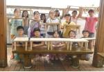 영종도서관 꿈다락 토요문화학교 차오름 프로그램에 참여한 아이들 모습