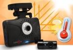 큐알온텍, 차량용 LCD 블랙박스 '루카스 LK-9500Duo' 출시