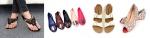 올여름 편리성과 함께 패션성까지 갖춘 로우힐 판매량이 급증하고 있다.