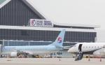 김포국제공항 국제선 전경(표식사인 교체 후)