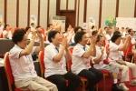 제15회 성인당뇨캠프 행사 모습이다.