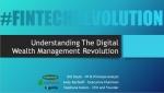 지그나이트와 웰스프론트, 독립 연구법인 애널리스트가 자산 관리 기술 동향을 검토하는 금융기술 웨비나(FinTech Webinar)에서 자동화 투자 서비스 혁명을 다룬다.