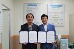 대구북구시니어클럽와 대구북구자원봉사센터가 노인자원봉사 활성화를 위한 협약식을 체결했다.