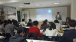 서양고전으로 배우는 기초 인문학 수업이 진행되고 있는 모습이다.